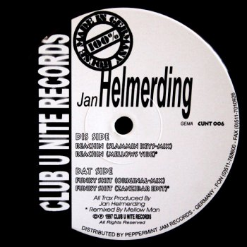 Jan Helmerding - Funky Shit (Original-Mix) (7:03)