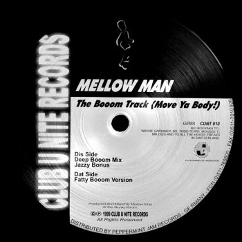 Mellow Man - The Booom Track (Move Ya Body!) Fatty Booom Version