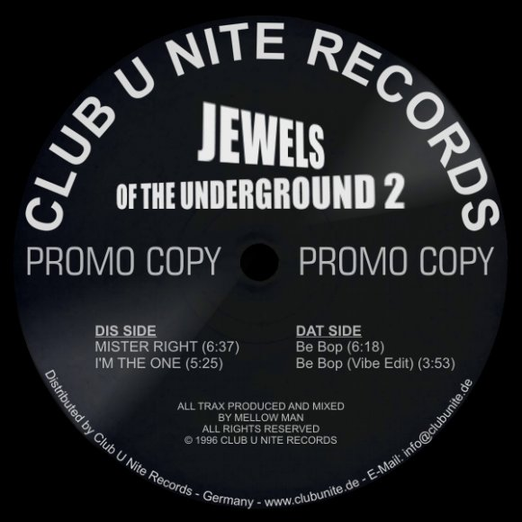 Jewels of the Underground 2 - I'm The One (5:25)