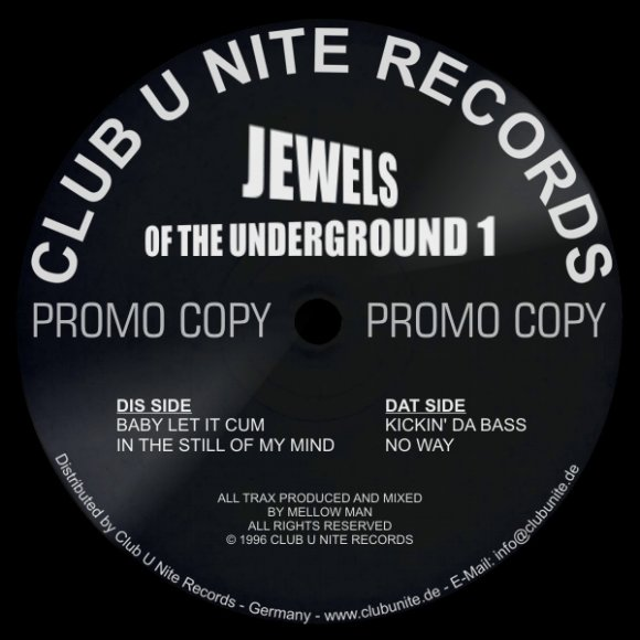 Jewels of the Underground 1 - Kickin' Da Bass (6:18)